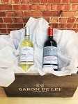 Wines of Bordeaux 2 Bottle Gift Set