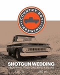 Country Boy Shotgun Wedding Brown Ale 6pk 12oz cans