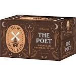 New Holland The Poet Oatmeal Stout 6pk 12oz bottles