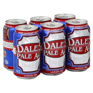 Oskar Blues Dale's Pale Ale 6pk 12oz cans