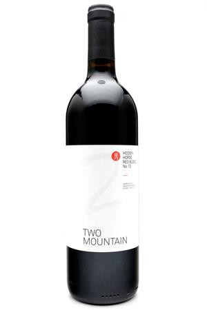 Two Mountain Hidden Horse Red Blend Yakima Valley