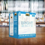 BELL'S BRIGHT WHITE BELGIAN-INSPIRED WHEAT ALE 4 pk