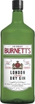 BURNETT'S LONDON DRY GIN 750ML