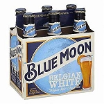 Blue Moon Belgian Style Wheat Ale 6pk 12oz Bottles