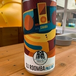 MILE WIDE DJ ROOMBA NEIPA 4 pk 16 oz cans