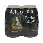 DUCHESSE PETITE Barrel Aged Sour Ale 12 oz can 4 pk