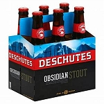 Deschutes Obsidian Stout 6pk 12oz Bottles