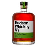 HUDSON WHISKEY NY DO THE RYE THING STRAIGHT RYE WHISKEY