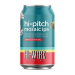 Hi-Wire Hi-Pitch Mosaic IPA 6pk cans