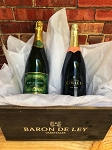 Champagne 2 Bottle Gift Set