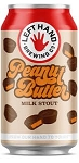 LEFT HAND PEANUT BUTTER MILK STOUT 6PK