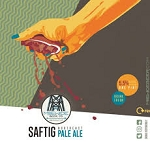 MILE WIDE SAFTIG NORTHWEST PALE ALE 4 PK 16 OZ CANS