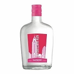 NEW AMSTERDAM VODKA RASPBERRY 375ML