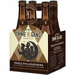 Ommegang Three Philosophers Quad/Belgian Ale 4pk Bottles