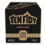 Oskar Blues Ten Fidy Imperial Stout 4pk bottles