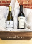 Wines of Napa Valley Classic 2 Bottle Gift Set