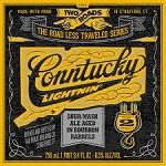 Two Roads Conntucky Lightin 2pk 16 oz cans