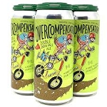 UPLAND OVERCOMPENSATION DIPA 4 pk 16 oz Cans