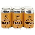 Urban Artifact Pinwheel Orange Gose 4pk 12 oz cans