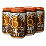 West Sixth Amber Ale 6pk 12oz cans
