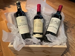 Bordeaux Red Wine 3 Bottle Gift Set