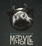 Mile Wide McPoyle Milk Stout 4pk 16oz cans