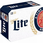Miller Lite American Lager 12pk cans