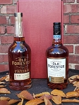 Old Forester Gift Set - arranged in gift box.