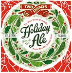 TWO ROADS HOLIDAY ALE BIER DE NOEL 6pk Cans