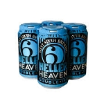 WEST SIXTH HELLER HEAVEN Double IPA  4 Pack 12oz Cans